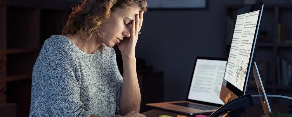 symptomen overspannenheid